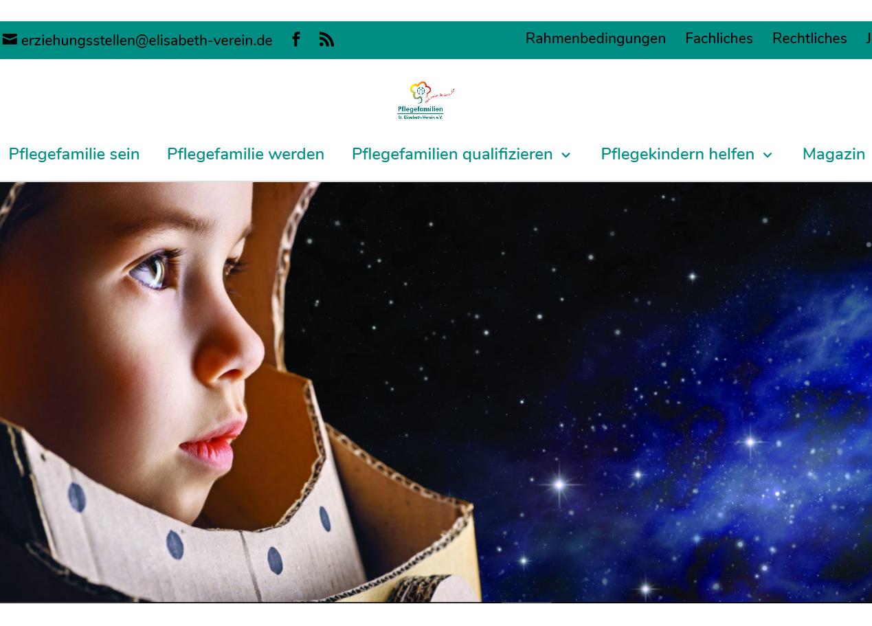 Blog-Artikel für das Online-Magazin unter www.pflegefamilien-hessen.de